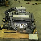 JDM 96-00 Honda B16A3 Engine OBD2 1.6L Dohc Vtec S4C 5 Speed Manual Transmission
